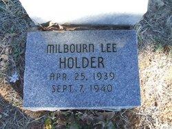 Milbourn Lee Don Holder