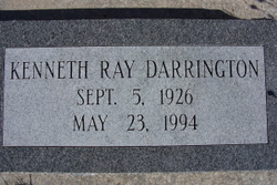 Kenneth Ray Darrington