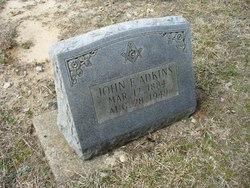 John Francis Adkins, Sr