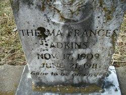 Thelma Frances Adkins