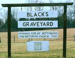 Black's Graveyard