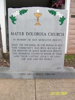 Mater Dolorosa Catholic Cemetery
