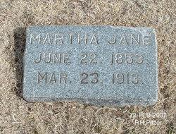 Martha Jane <i>Horn</i> Graves