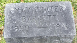 May <i>Porter</i> Barrett