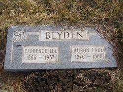 Florence Belle <i>Lee</i> Blyden