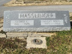 Frances Ann <i>Doering</i> Hasslinger