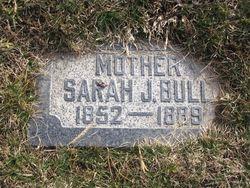 Sarah <i>Johnson</i> Bull