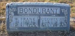 Gloria M Bondurant
