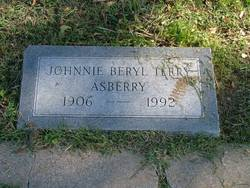 Johnnie Beryl <i>Terry</i> Asberry