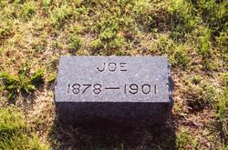 Joseph Foster Joe Blackman