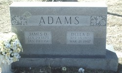 James Dawson Adams