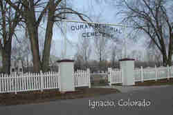 Ouray Memorial Cemetery