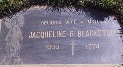 Jacqueline Rolene Jackie <i>Butler</i> Blackstock