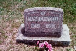 Sarah Jane <i>Woods</i> Campbell