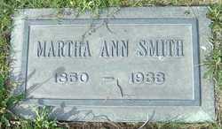 Martha Ann Smith