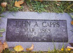 John Anderson Capps