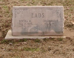 Columbus Franklin Eads