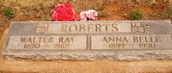 Anna Belle Annie <i>Carmack</i> Roberts