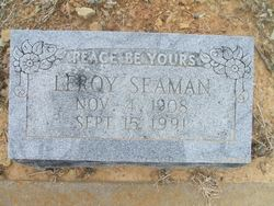 Leroy Seaman