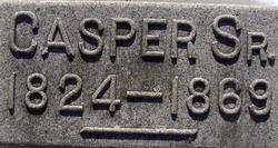 Casper Haehnle, Sr