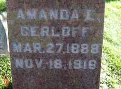 Amanda E. Gerloff