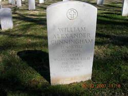 William Alexander Cunningham