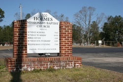 Holmes Cemetery