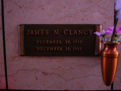 James Newell Clancy