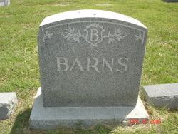 Mary <i>Moore</i> Barns