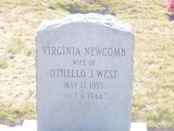 Virginia Newcomb West