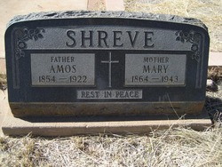 Sr Amos Joseph Shreve