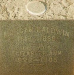Elizabeth Ann <i>Limes</i> Baldwin