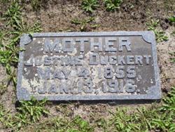 Justine Duckert
