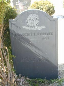 Frederick L Cheever
