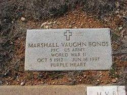 Marshall Vaughn Bonds