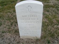 Michael Fredrick Anderson