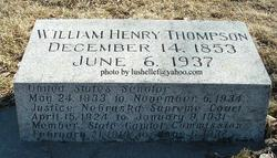 William Henry Thompson