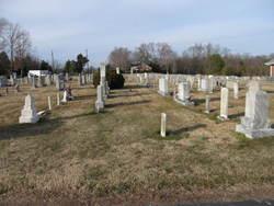 Wallburg Baptist Church Cemetery