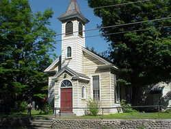 Analomink United Methodist Churchyard