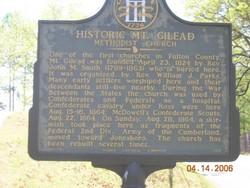 Mount Gilead Methodist Church Cemetery