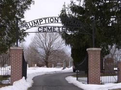 Sumption Prairie Cemetery