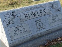 Buel Belford Bowles
