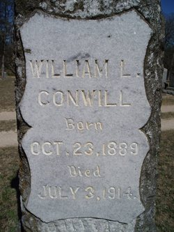 William Luther Conwill