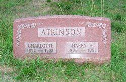 Harry A. Atkinson