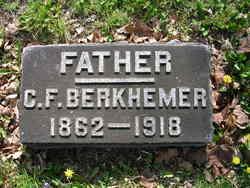 Christian F Berkhemer