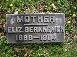 Elizabeth Berkhemer