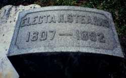 Electa <i>Halstead</i> Stearns