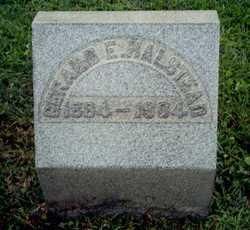 Gerald E Halstead