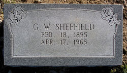 George Willie Sheffield