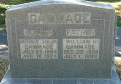 William H. Gammage